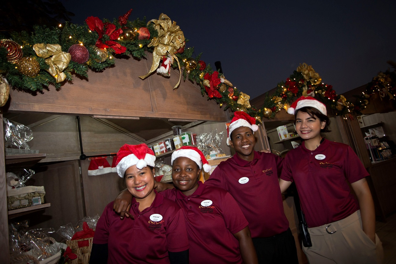 """Riverland™ Dubai celebrates the holiday season with the launch of its first annual """"FESTIVE ON THE RIVER"""" activity"""