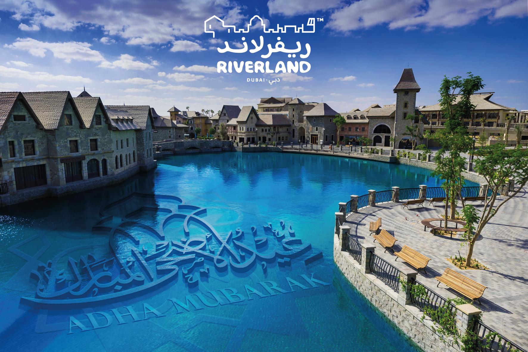 Celebrate EID-AL-ADHA with Riverland™ Dubai at Dubai Parks And Resorts